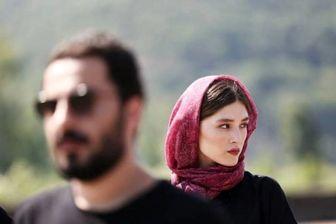 همسر نوید محمدزاده و یک توفیق اجباری! /عکس