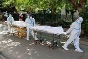 قربانیان کرونا در هند طی 24 ساعت گذشته 3689 نفر اعلام شد