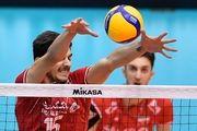 قول فدراسیون جهانی والیبال به ایرانی ها