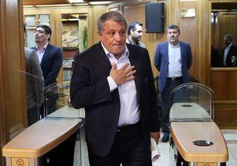هاشمی از علت ترک صحن علنی شورای شهر گفت