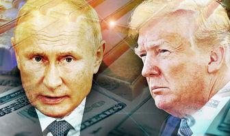 """""""فکر بکر"""" پوتین برای تضعیف ارزش دلار"""