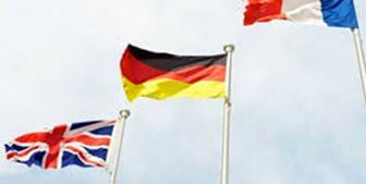 تروئیکای اروپایی: به اجرای کامل قطعنامه 2231 متعهد میمانیم