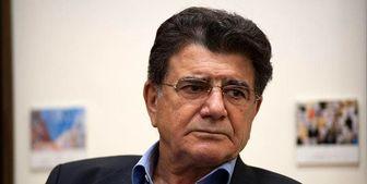 محمدرضا شجریان در یک تیم فوتبال+عکس