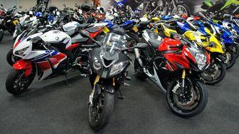 قیمت روز موتورسیکلت در 27 آبان 99