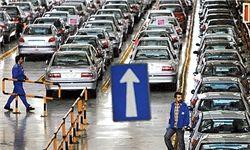 تولید خودرو در اردیبهشت ماه ۵۵ درصد کاهش یافت