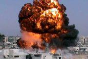 انفجار خودروی بمبگذاری شده در نزدیکی پایگاه بگرام در کابل