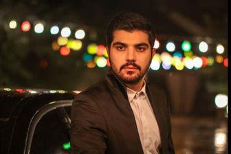 سینا مهراد با شکل و شمایل حامدِ سریال پدر/ عکس