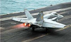 جنگنده آمریکایی در «نوادا» سقوط کرد