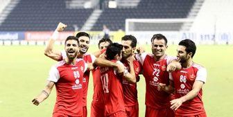 باثباتترین بازیکنان سرخپوش در لیگ قهرمانان آسیا