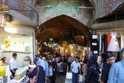 نمایی زیبا از بازار قدیمی شهر یزد/ عکس