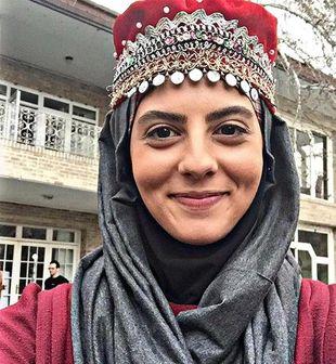 اوضاع و احوال این روزهای خانم بازیگر/ عکس