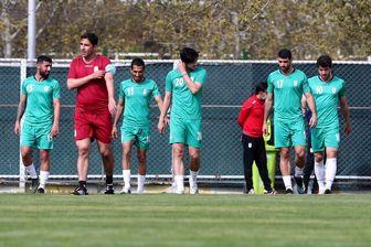 گزارش تمرین امروز بازیکنان تیم ملی زیر نظر اسکوچیچ+تصاویر