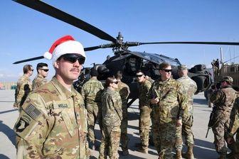 آمریکا همچنان در افغانستان باقی میماند