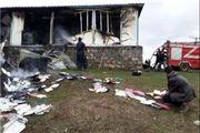 آتش سوزی مدرسه روستای وسوکل خسارت جانی نداشت