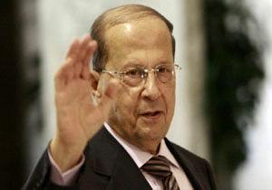 تذکر جدی رئیس جمهور لبنان به ماکرون