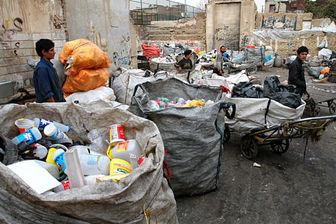 کاهش ۵۰ درصدی مخازن زباله در پایتخت