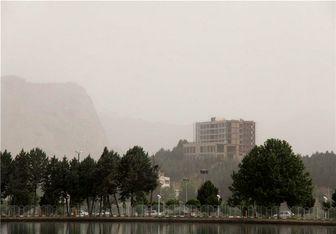 کیفیت هوای استان لرستان در وضعیت ناسالم قرار گرفت
