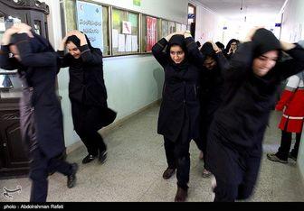 مانور زلزله در مدارس استان گلستان برگزار میشود