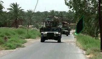 آزادی مناطقی در نزدیک رمادی عراق