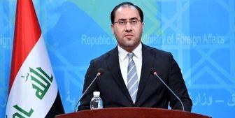 دیدار ظریف با چهار مقام عراقی