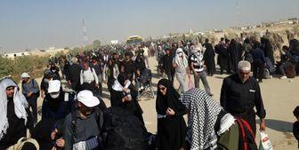 بیش از ۱۷۴ هزار زائر از مرز مهران وارد کشور شدند
