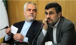 علت پا به توپ نشدن احمدی نژاد از زبان رحیمی