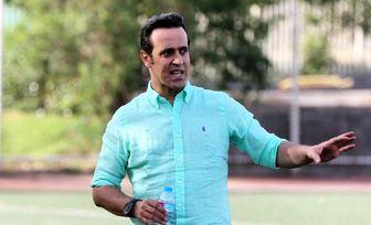 علی کریمی پیشنهاد یک تیم را رد کرد
