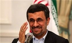 احمدینژاد وارد هرمزگان شد