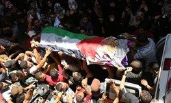 حمله وحشیانه شهرک نشین های صهیونیست به یک فلسطینی
