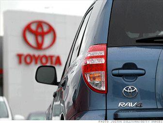 Toyota recalling ۷۶۰,۰۰۰ RAV۴s due to crash risk