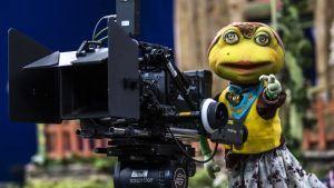 «خاله قورباغه» به سینماها می آید/فیلم