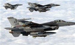 هواپیماهای آمریکایی بعثی ها را نجات داد
