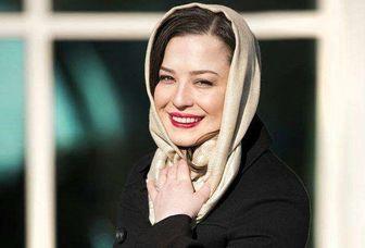 «مهراوه شریفینیا» و لبخند همیشگی اش/ عکس
