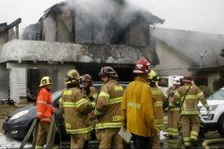 تعداد قربانیان حادثه سقوط هواپیما در آمریکا