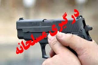 شهادت مامور انتظامی گلستان در پی درگیری با شرور مسلح