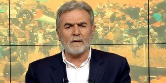 زیاد النخاله: ایران در پیروزی بدست آمده در نبرد با اسرائیل شریک است