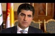 حمایت بارزانی از دولت عراق و اصلاح قانون اساسی
