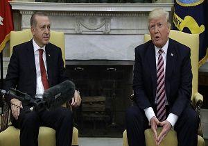 عذرخواهی ترامپ از اردوغان