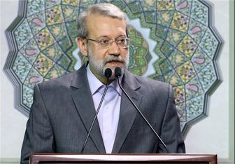 لاریجانی: حقوقهای غیرمتعارف باید عودت داده شوند