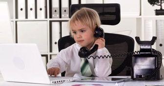 ۱۰ قدم برای موفقیت فرزندانتان در کسب و کار