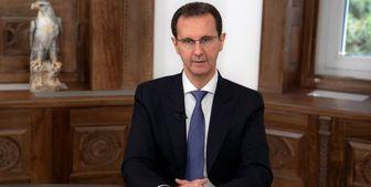 اولویت بشار اسد