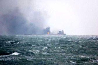 در حادثه سانچی هیچ اتفاق غیرطبیعی رخ نداده است/ جعبه سیاه کشتی چینی کریستال پاک شده است