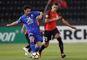 بازتاب تساوی استقلال مقابل الریان در سایت AFC