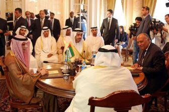 بیانیه 4 کشور عربی علیه ایران و ترکیه