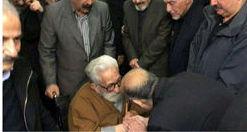 بیبیسی فارسی جای شهید و جلاد آشوب خیابان پاسداران را عوض کرد + عکس