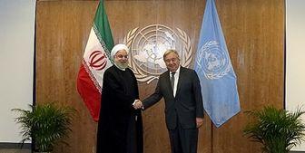 ننگ جنایات آمریکا در قبال ملت ایران و سکوت سازمان ملل در تاریخ خواهد ماند