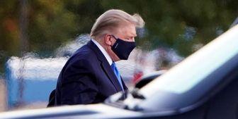اقدام جدید ترامپ بعد از ترخیص از بیمارستان