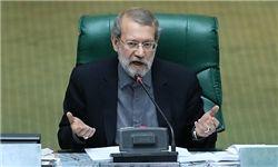لاریجانی:اظهارات ظریف درباره یک موضوع بوده است