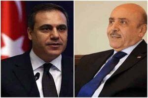 راز دیدار دو مقام ارشد امنیتی ترکیه و سوریه