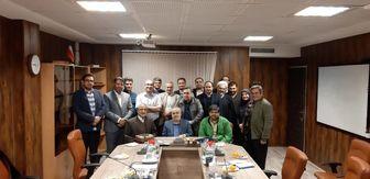 برگزاری مراسم تکریم و معارفه رئیس قدیم و جدید سیمافیلم